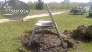 barbecue vuurschaal openbaar terrein wageningen universiteit 9