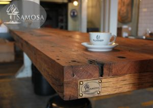 blommers koffie coffee first things first eiken werkblad honig fabriek 2