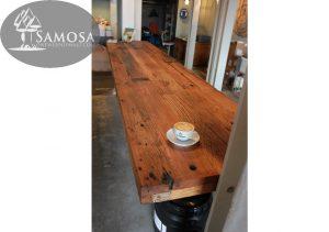 blommers koffie coffee first things first eiken werkblad honig fabriek 3