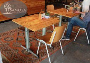 blommers koffie coffee first things first eiken werkblad honig fabriek 4