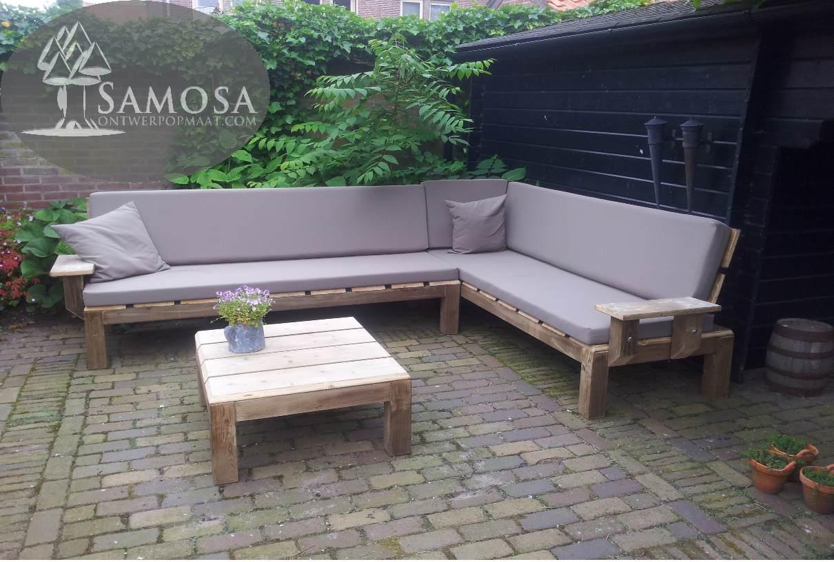 Samosa  u2013 Ontwerp op Maat    Loungebank modulair