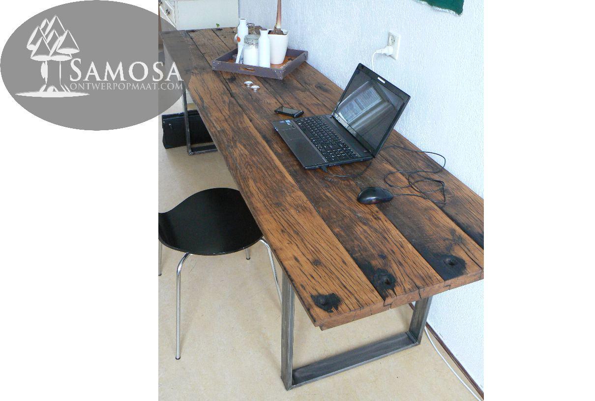 Oude eiken tafels: tafel oud eiken restylexl. eiken tafel suffolk ...