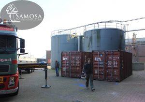 terras op zeecontainers meesterproef 4